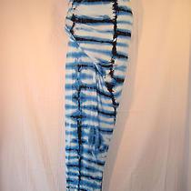 Nwt Young Fabulous & Broke  Blue Long Maxi Tie Dye Skirt Xsmall Anthropologie Photo