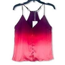 Nwt Young Fabulous & Broke Ganni Ombre Halter Back Tank Small 119 Photo
