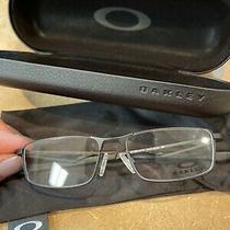 Nwt Youth Oakley Glasses Black Ready for Prescription Eye Size 47 Bridge 14 Photo