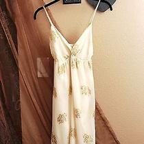 Nwt Yumi Kim Silk Babydoll Dress - Small - Orig 225 Photo