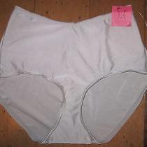 Nwt Yummie Tummie Tricot Brief Shaper Panties Medium - Free Shipping Photo
