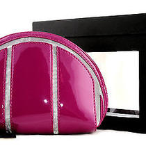 Nwt Zac Posen Shirley Make Up Bag Travel Cosmetic Case Set of 3 in Gift Box 125 Photo
