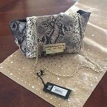 Nwt Zac Zac Posen Eartha Crossboy With Gussets - Msrp 450 100%Authentic Photo