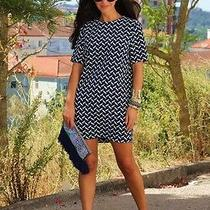 Nwtzara Retro Printed Dresssize Sbloggers's Favorite Photo