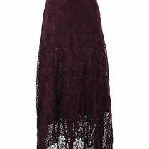 Nwt Zara Women Purple Casual Skirt S Photo