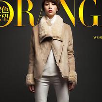 Nwt Zara Women's Ladies Girl Jacket Coat Winter Warm Sexy Beige Faux Fur H335 Photo