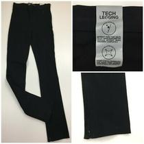Nwt Zara Womens Xs Zip Pocket & Ankle Tech Legging Water Repellent Dress Pants Photo
