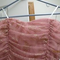 Nwts Macys Bcx Dress. sz.13 Color Blush Beautiful Dress  Photo