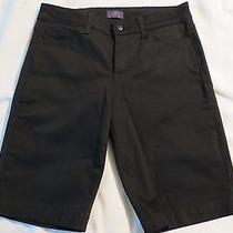 Nydj Black Shorts Women's Size 4 Not Your Daughter's Jeans  Euc  Photo