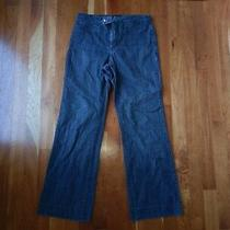Nydj Not Your Daughters Jeans Womens Sz 4 Straight Leg Style 1844 Denim Stretch Photo