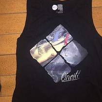 o'neill Oneill Tank Top M Black Obey Diamond Quicksilver Billabong Awesome Photo