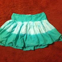 o'neill Tie Dye Skirt Size 7 Photo
