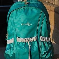 Oakley Awesome Green Backpack Photo