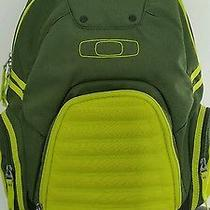 Oakley Backpack- Green With Black Photo