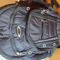 Oakley Backpack With Padded Laptop Storage Photo