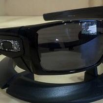 Oakley Batwolf Sunglasses Black Ink / Black Iridium Photo