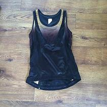 Oakley Bridge Athletic Bike Tee Tank Top W a Built in Bra Sz Small Photo