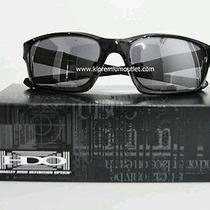 Oakley Chainlink Polished Black & Black Iridium  Photo