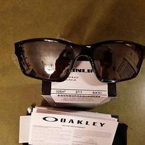 Oakley Chainlink Polished Black & Black Iridium  Photo