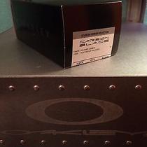 Oakley Ferrari Carbon Blade New in Box Photo
