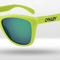 Oakley -- Frogskins -- Heaven and Earth Collection - Polarized -  Sunglasses Photo