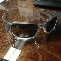Oakley Fuel Cell Clear Sunglasses Photo
