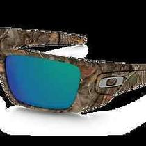 Oakley Fuel Cell - King's Woodland Camo With Polarized Lens Photo