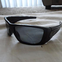 Oakley Fuel Cell Polarized Black Sunglasses Photo