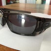 Oakley Fuel Cell Smoke Sunglasses Photo