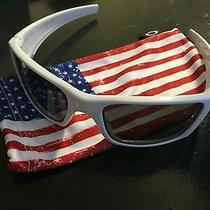 Oakley Fuel Cell Sunglasses (White) -Nwot- Photo