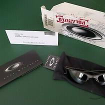Oakley Half Wire Carbon Xl Titanium Sunglasses Photo