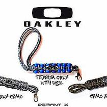Oakley - Key Chain / Sunglasses Accessory / Camera Lanyard  3 Color Choices  Photo