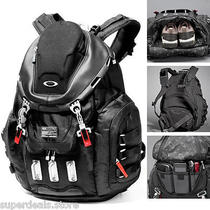 Oakley Kitchen Sink Backpack Bag Black Photo