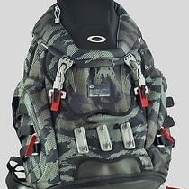 Oakley Kitchen Sink Backpack Digital Camo Computer Bag New Carry On Photo