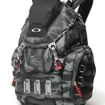 Oakley Kitchen Sink Backpack  Olive Camo  New With Tags Rare Discontinued Nwt Photo