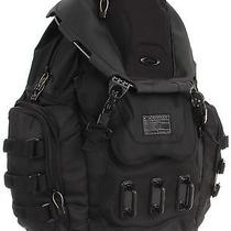 Oakley Kitchen Sink Backpack Stealth Black  New With Tags Rare Photo