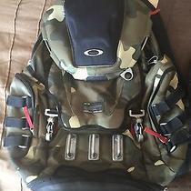 Oakley Kitchen Sink Camoflouge Backpack Photo