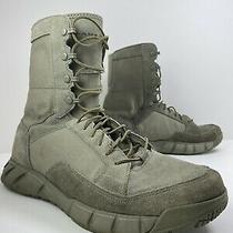 Oakley Light Weight Assault 2 Boots Mens size10.5 Sage  Green Model 11188-751 Photo