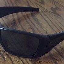 Oakley Matte Black Fuel Cell Sunglasses Photo