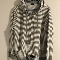 Oakley Men's Full Zip Hoodie Sweatshirt Jacket Size L Photo