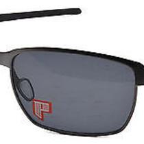 Oakley Men's Sunglasses Tinfoil Oo4083-05 58mm Brushed Chrome Photo