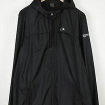 Oakley Men's Xx Large Thin Lightweight Hooded Jacket 33334-Gs Photo