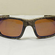 Oakley Men Sunglasses Feul Cell - Woodland Camo - Shallow Blue Polarized Photo