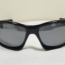 Oakley Men Sunglasses  Ten (X) - Polished Blk-Black Iridium Polarized (Alinghi) Photo