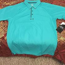 Oakley New Nwt Elemental 2.0 Hydrolix Polo Photo
