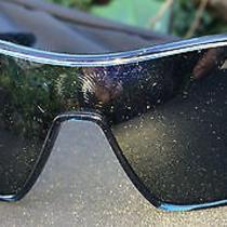 Oakley Offshoot in Crystal Black/black Iridium Photo