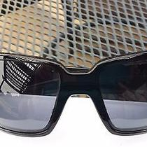 Oakley Oil Drum Sunglasses Black/grey Made in Usa Photo