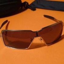 Oakley Probation //  Brushed Chrome // Custom // Polarized Photo