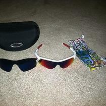 Oakley Radar Path Custom Sunglasses Photo