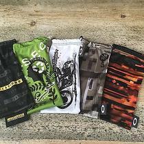 Oakley Special Edition Microfiber Bags Photo